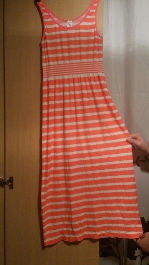 Süßes Stretchkleid im Streifen Look