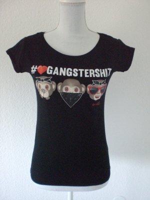 süßes T-Shirt 3 Affen - wie neu
