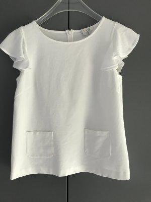 Süßes T-Shirt in Blusenoptik