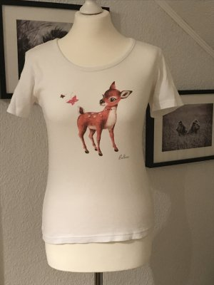 Süßes T-Shirt mit Reh von Balbina in Größe M zu verkaufen