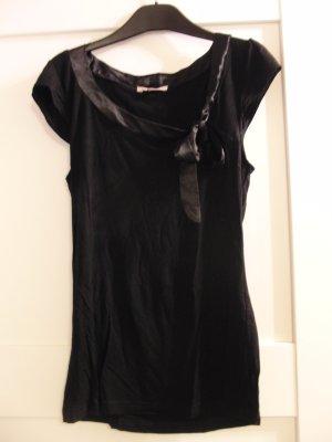 3 Suisses Camiseta negro Viscosa