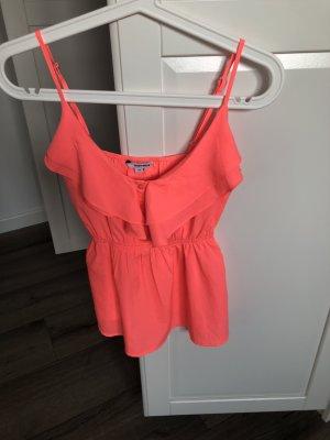 Tally Weijl Blusa arancio neon