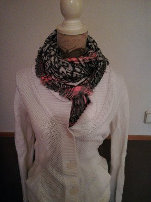 Opus Fringed Scarf multicolored