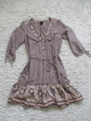 um 50 Prozent reduziert weltweit bekannt Verkaufsförderung süßes Tunika Kleid, Gr 36, H&M