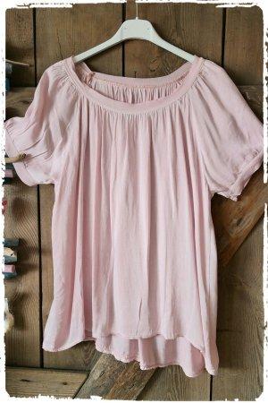 süsses tunika shirt in rose passt S his L