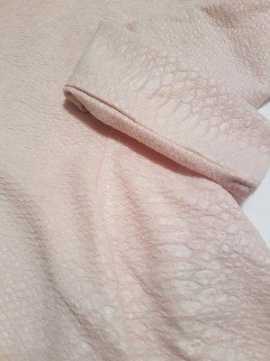 Süßes und Schickes Langarmshirt Rosa Schlange