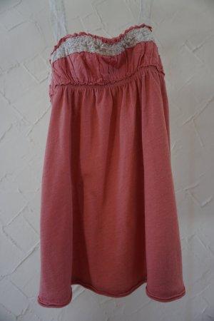 ♥ Süßes verspieltes rosa Top mit Perlen ♥