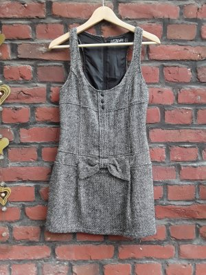 Süßes Winter-Minikleid