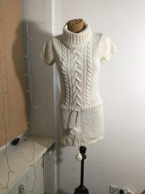Sweater Dress natural white
