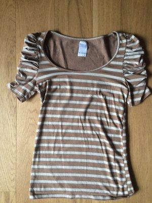 Süßes Zara Tshirt in Streifenoptik
