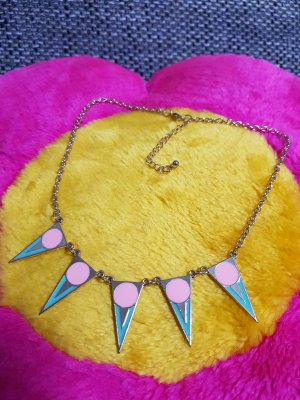 Süßes zierliches Kettchen in pastell!