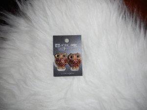 Süßse Eulen Ohrringe