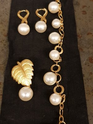 Süßwasser Perlen Set