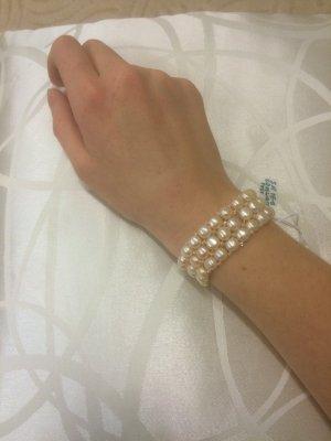 Süßwasserperlen Armband VB