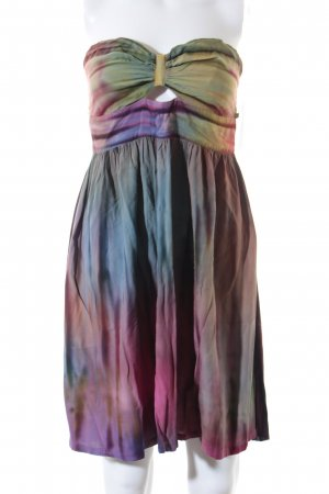 Sugarhill boutique Bandeaukleid Farbverlauf Beach-Look
