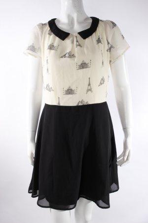 Sugarhill Boutique Blusenkleid mit Muster