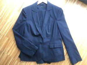 Comma Broekpak donkerblauw