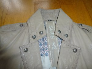 SUITE412 by Oakwood Lederjacke Blazer 36