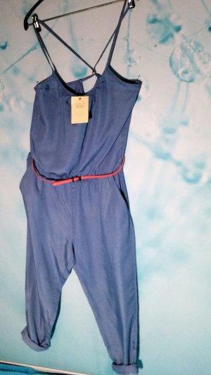 Suiteblanco com Jeans Overall Jumpsuit Gr L 42 Sommer Neu mit Etikett!