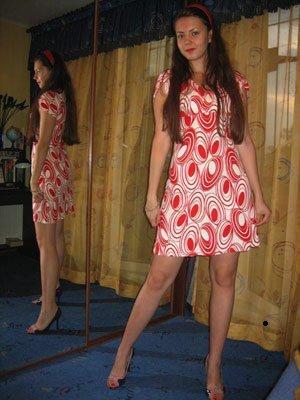 Summer light dress motivi