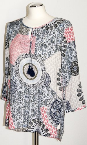 **SUMMER SALE** Edle Tunika mit schönem Muster (ungetragen) nur 20,00€!!
