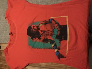 Summer T shirt Michael Jackson