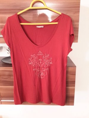 Summer#T-shirt#Red#Design