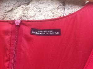 """Gabriele Strehle""-Minikleid, strech, neuwertig, 38"