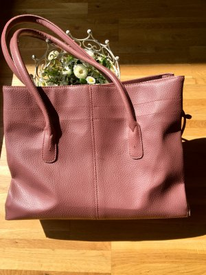 Carry Bag mauve-pink
