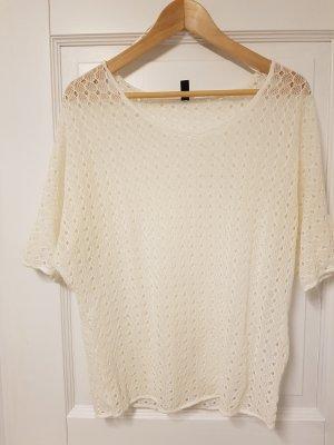 Vero Moda Oversized Shirt white-natural white