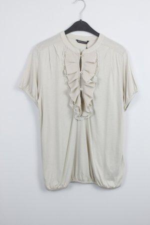 SUMMUM Bluse Gr. S nude hellbeige (18/9/618)