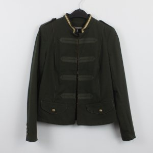 Summum Military Jacke Gr. 38 khaki/gold NEU (18/9/409)