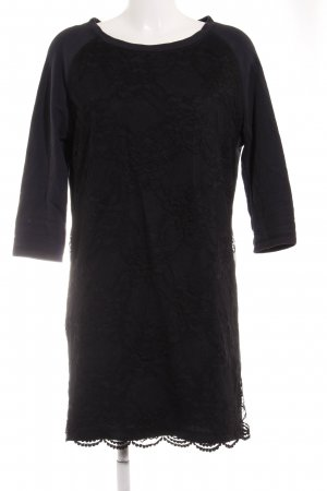 Summum Sweater Dress dark blue-black casual look