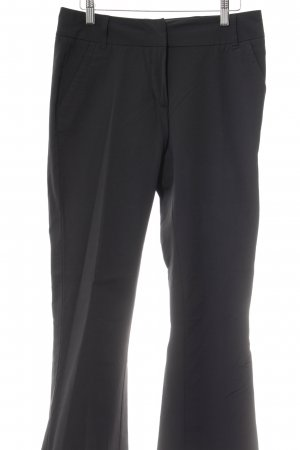 Summum Pantalone jersey nero stile casual