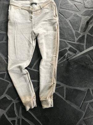 Summum Sweatpant mit Gold Glitzereffekt