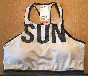 Sun & Sea Bikini von H&M, neu mit Etikett, Größe L