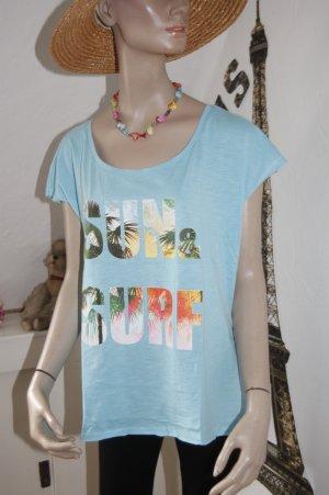 SUN & SURF * sommerliches Shirt * Größe L * NEU mit Etikett *