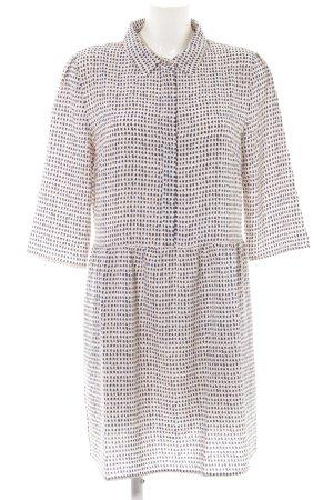 Suncoo Robe chemise motif de tache style décontracté