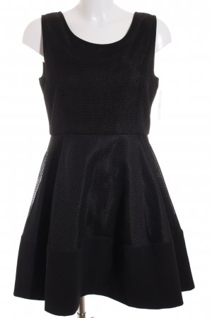 Suncoo Kleid schwarz Elegant