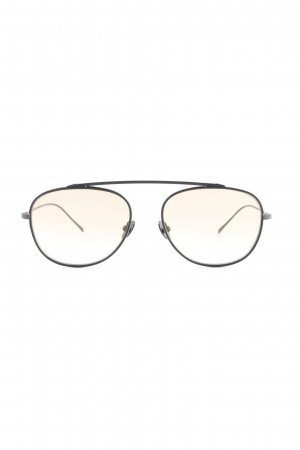Sunday Somewhere Pilot Brille schwarzbraun Retro-Look