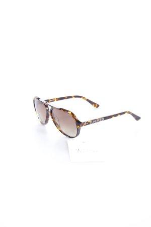 Sundried Sonnenbrille braun gemustert