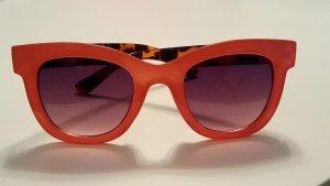 sunglasses red mango