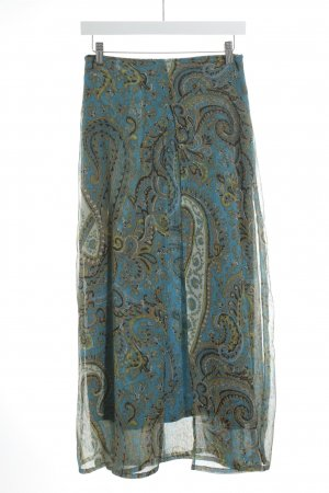 Sunichi Crash Skirt paisley pattern Boho look