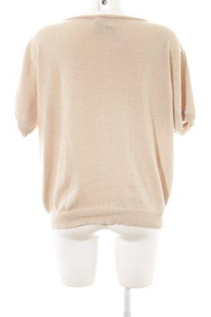 Sunichi Strickshirt creme Casual-Look