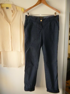 Replay Chinos blue-steel blue cotton