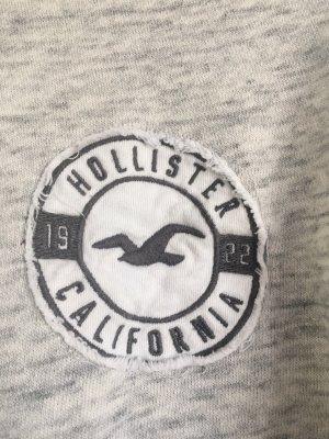 Hollister Maglione con cappuccio grigio chiaro