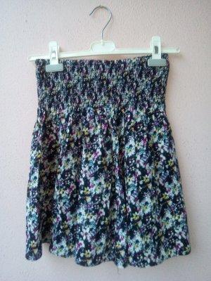 Minifalda multicolor
