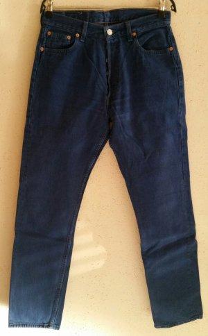 Levi's Jeans boyfriend bleu