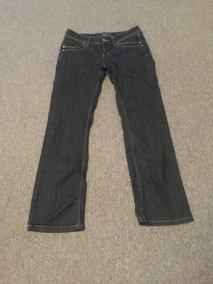 Only Boot Cut Jeans dark blue