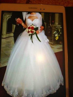 """Super Brautkleid große 34 von """"Exclusive Mariage """""""